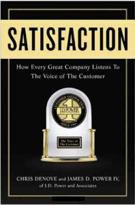 How Every Great Company Listens to the Voice of the Customer J.D. Power Satisfaction