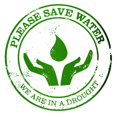 Water Conservation in Drought