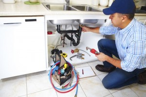 Plumbers are necessary to keep home plumbing functioning properly.