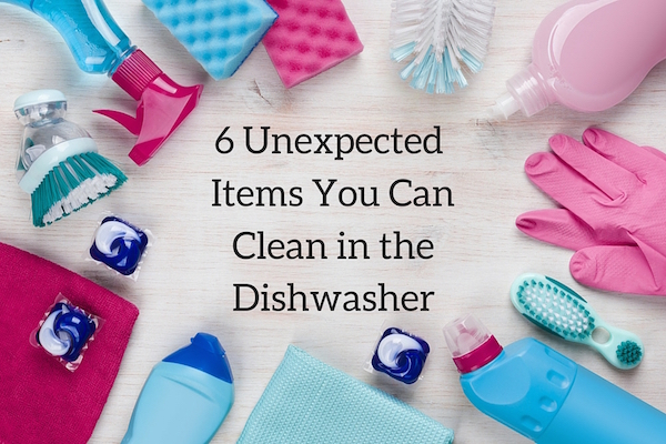 6 Unexpected Items You Can Clean in the Dishwasher