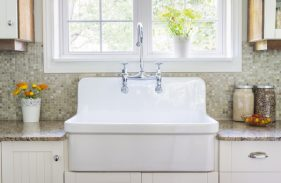 5 Tips For Keeping Your Kitchen Sink Clean and Clear