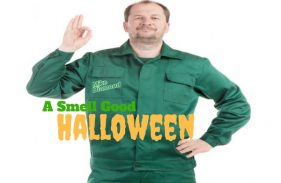 How to Dress Up as a George Brazil Plumber This Halloween